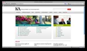 KA Kirkelig arbeidsgiver- og interesseorganisasjon